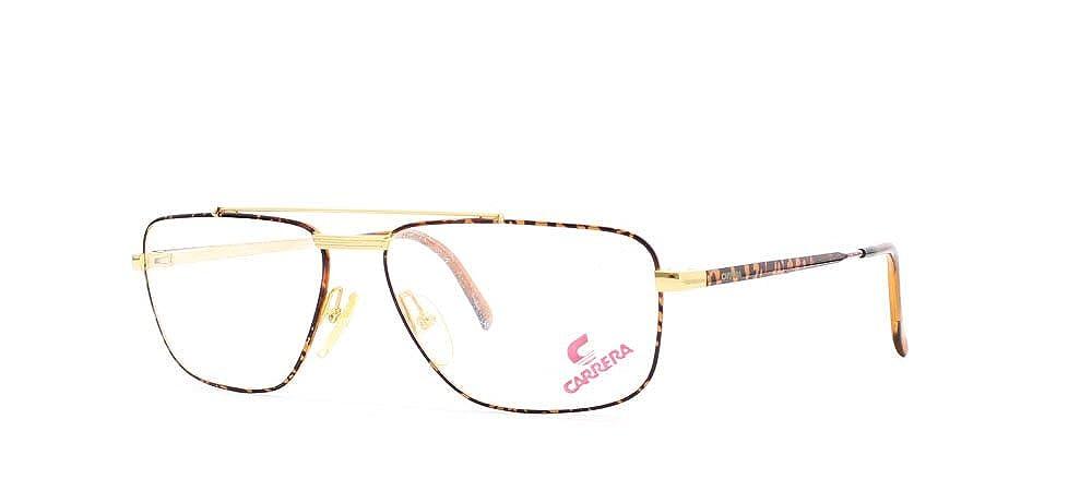 Carrera 5758 41 Brown Gold Rectangular   B00B8JL08I