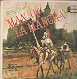 SONGS FROM MAN OF LA MANCHA LP (VINYL) US DISNEYLAND 1967