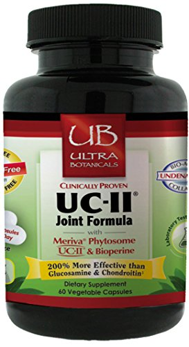 Ultra Botanicals - UC-II Joint Formula - - Ultra 40 Liver Shopping Results