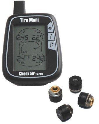 2 opinioni per Sistema di monitoraggio della pressione dei pneumatici TireMoni TM-100