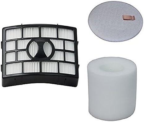 HEPA Filter Kit for Shark Rotator NV650 NV750W XHF650 NEW  Foam Felt