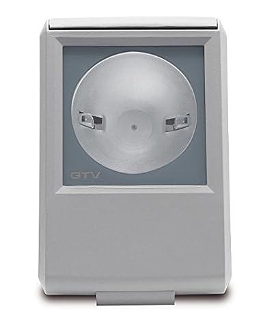 Delloptoelectornics HQI 150 W IP 66 gris Foco - Foco proyector ...