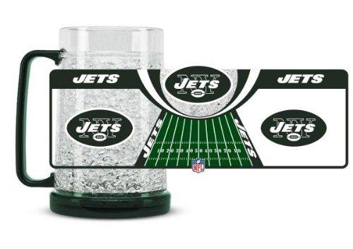ny jets freezer mugs - 3