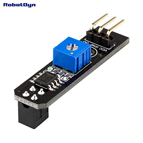 RobotDyn - Line tracking Sensor, for robot and car DIY Arduino projects. Digital Out.