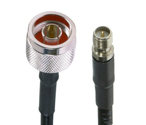 MPD Digital 200-rpsmam-nm-20in N-Type Male to RP-SMA Female Pigtail Cable