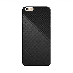 Cover It Up - Leather Stiched iPhone 6 Plus / 6s Plus Hard Case