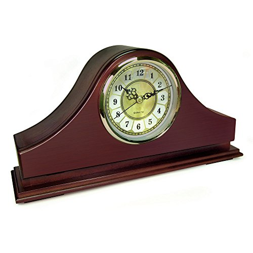 Mantle Concealment Clock by Peace Keeper (Image #1)