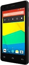 """BQ Aquaris E4.5 - Smartphone libre Android (pantalla 4.5"""", cámara 8 Mp, 8 GB, Quad-Core 1.3 GHz, 1 GB RAM, Android 4.4 KitKat), negro"""