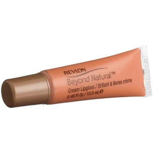 Revlon Beyond Natural Cream Lipgloss 110 Peach