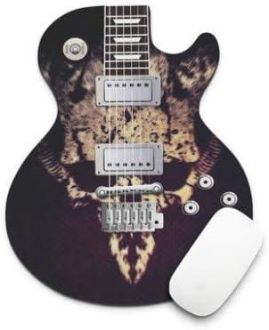 zfq Creative Alien Guitarra Mouse Pad Ordenador Notebook Teclado Mesa Almohadilla Personalidad Mat Nueva Alfombra De Moda 2 Piezas Vendidas Guepardo: Amazon.es: Hogar