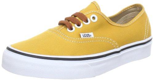 Vans U AUTHENTIC (BRUSHEDTWILL)M - Zapatillas de lona unisex beige - Beige ((BrushedTwill)M)
