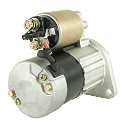 Db Electrical Shi0129 Starter For Yanmar Tractor