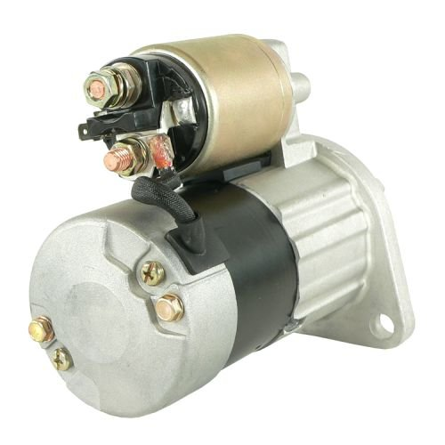 Db Electrical Shi0129 Starter For  Yanmar Tractor Various Models 1986-On W Yanmar 28Hp Gas 3Tg66 3Tg72,F912 F932 John Deere Front Lawn Mower 1987-On