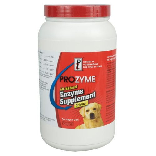 Prozyme Original Formula for Dogs and Cats – 4 pound, My Pet Supplies