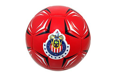 Chivas De Guadalajara Soccer Authentic Official Licensed Soccer Ball Size 3 -002 by RHINOXGROUP