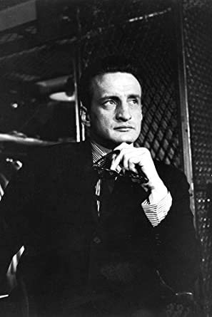 For George c scott the hustler