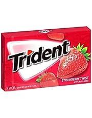 Trident Gum Flavor Strawberry
