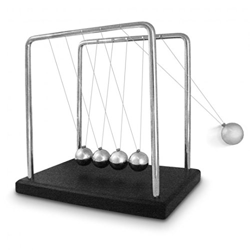 New in Box Learning & Developmental Science Kit Newton Physics Cradle Gift Idea Toy Kids & Adults Relaxation and Hypnosis