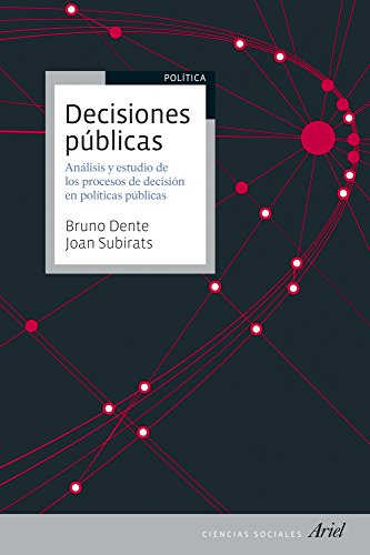 Descargar Libro Decisiones Públicas Bruno Dente