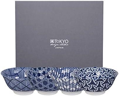 TOKYO design studio Pack Mixta Regalo Cuencos de Tayo 14.8x 7cm