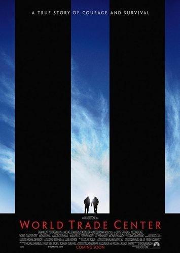 WORLD TRADE CENTER - 27X40 Original Movie Poster One Sheet Nicolas ()