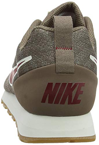 Runner Md Multicolore red Mesh mink Scarpe Nike Brown string 2 001 Donna Crush Da Fitness Wmns Eng p5wqE