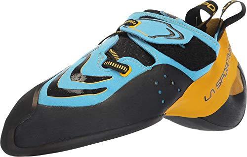 La Sportiva Futura Climbing Shoe, Blue/Yellow, 42.5 for sale  Delivered anywhere in USA
