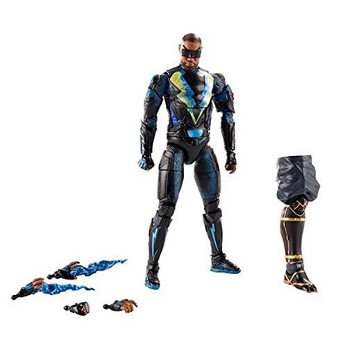 DC Comics Multiverse Black Lightning Figure: Amazon.es ...