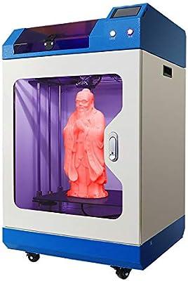 Impresora 3D con pantalla táctil de 3.5 pulgadas Control de Wifi ...