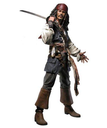 Neca Jack - Pirates of the Caribbean Jack Sparrow 18