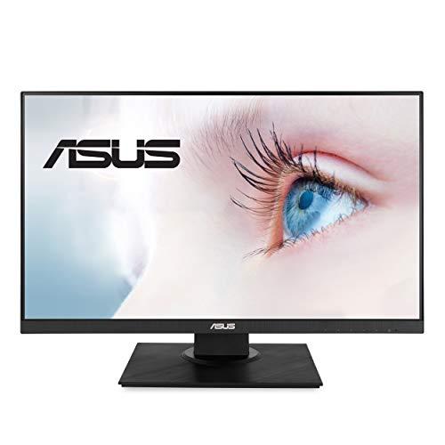 "Image of ASUS VA24DQLB 23.8"" Monitor, 1080P Full HD, 75Hz, IPS, Adaptive-Sync,"