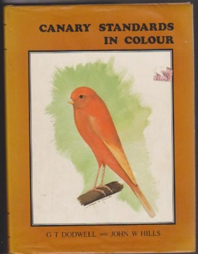 Canary Standards in Colour by Nimrod Press Ltd