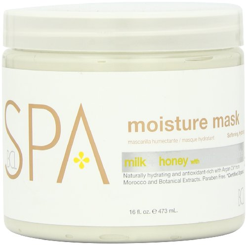 Bio Creative Lab Spa Moisture Mask, Milk Honey and White Chocolate, 16 Ounce by Bio Creative Lab