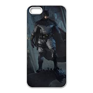 Custom Batman Desgin High Quality TPU Case Cover Unique Durable Hard Plastic Case Cover for iPhone 5/5s