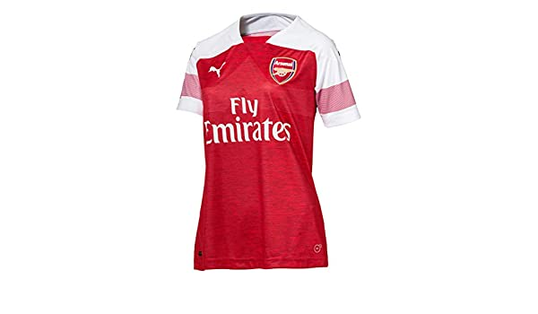 Puma 2018-2019 Arsenal Home Ladies Shirt: Amazon.es: Deportes y ...