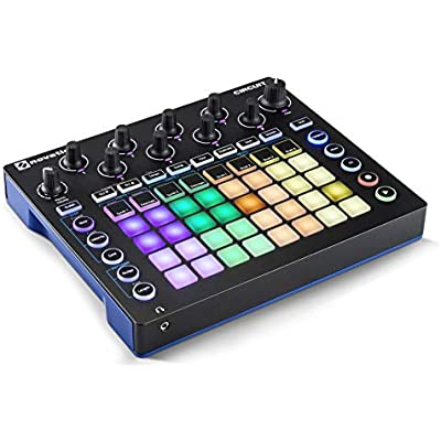 novation-circuit-drum-machine-pad