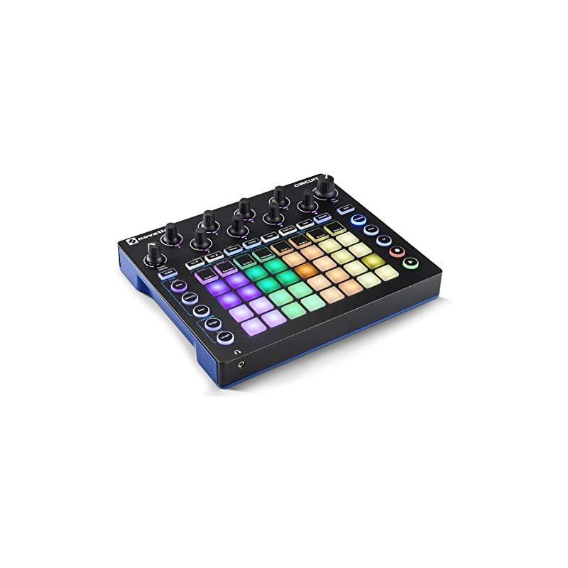 novation-circuit-drum-machine-pad
