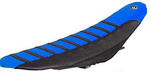 [FLU Designs Inc. PRS Kevlar Seat Cover - Black/Blue/Black 35503] (Kevlar Seat)