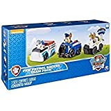 Paw Patrol Racers Vehicle Set with Everest, Robodog and Tracker