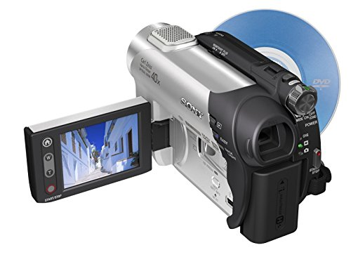 Sony DCR-DVD108 DVD Handycam Camcorder with 40x Optical Zoom (Discontinued by Manufacturer) (Renewed)