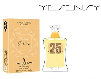Woman Trillion-Perfume mujer EDT générique-- -YESENSY 100 ml