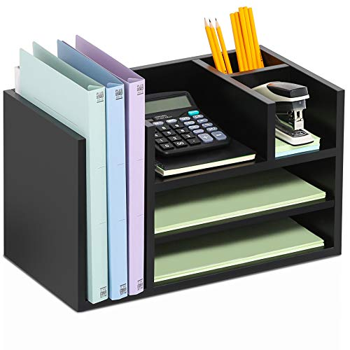 FITUEYES Organizador de Escritorio Mueble oficina de Almacenamiento DO304202WB