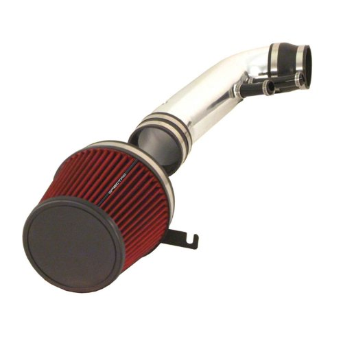 Spectre Performance 9923 Air Intake Kit with Red hpR Filter for Ford Mustang 4.6L