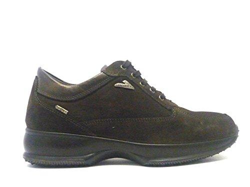 0,25ct–IGI & Co Damen Sneakers Goretex Ebano