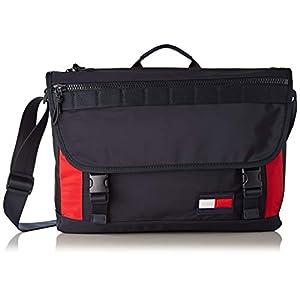 Tommy Hilfiger Mens Tommy Messenger Shoulder Bag Multicolour (Corporate)