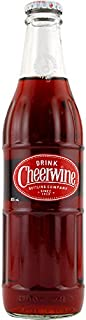 product image for Cheerwine Glass Bottles 12 oz (Pack of 24)