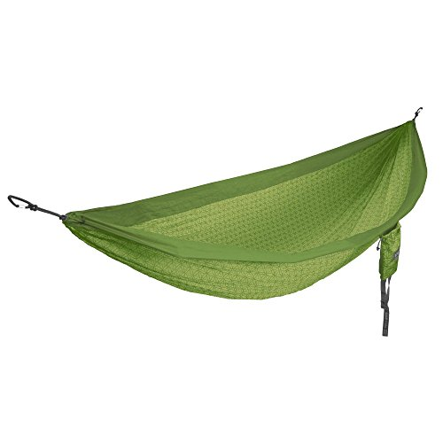 Eagles Nest Flower of Life DoubleNest Hammock Lime One Size Eagle Group Snap