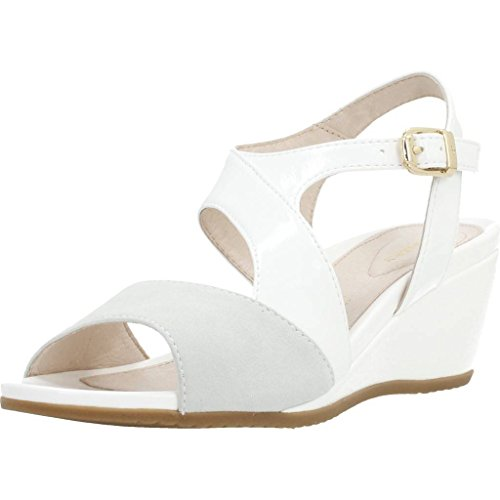 Stonefly Sandalias y Chanclas Para Mujer, Color Blanco, Marca, Modelo Sandalias Y Chanclas Para Mujer Brina Blanco Blanco