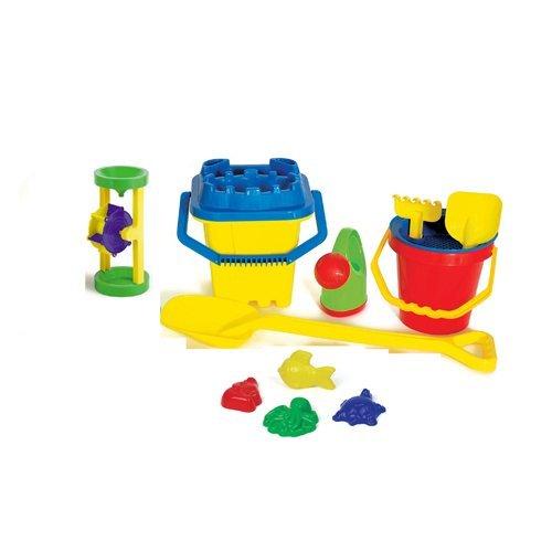 13-teiliges Spielzeugset für den Sandkasten- Assorted colors !