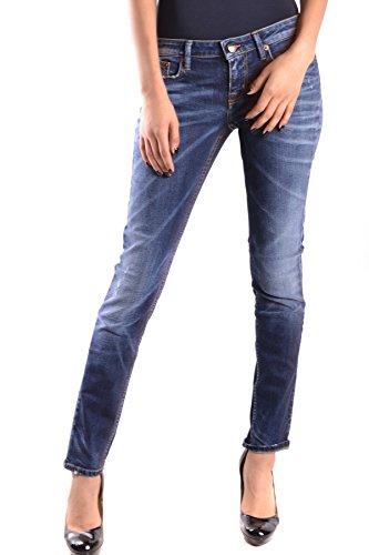 Reign Jeans Donna MCBI384017O Cotone Blu